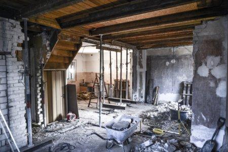 Umbau und Sanierung einer Bestandsimmobilie