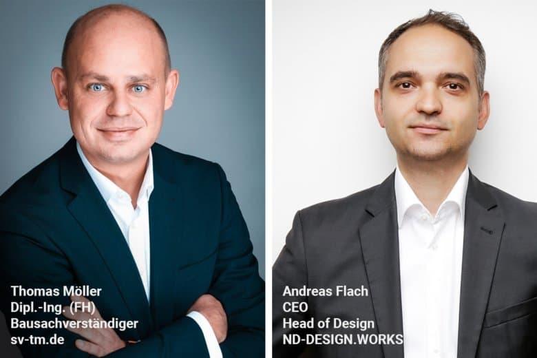 Thomas Möller & Andreas Flach