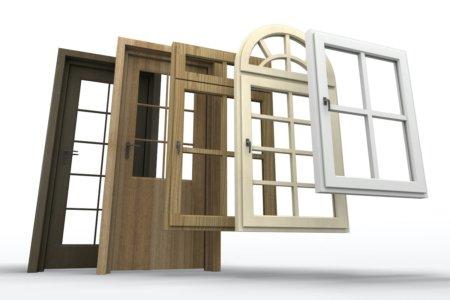 Eine Auswahl von verschiedenen Fenstern